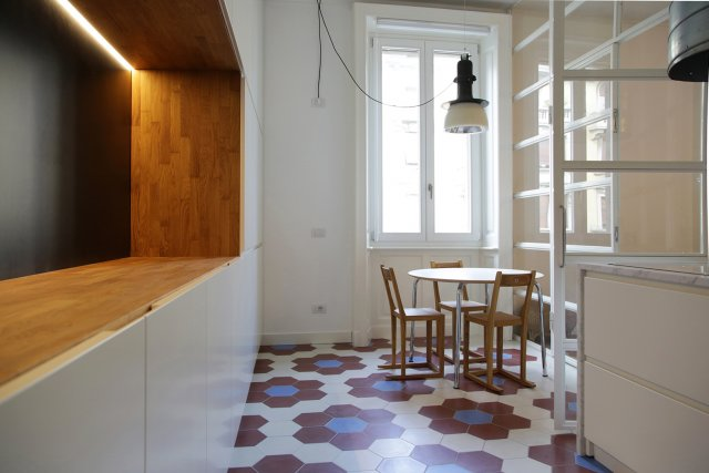 appartamento residenziale a Milano 2