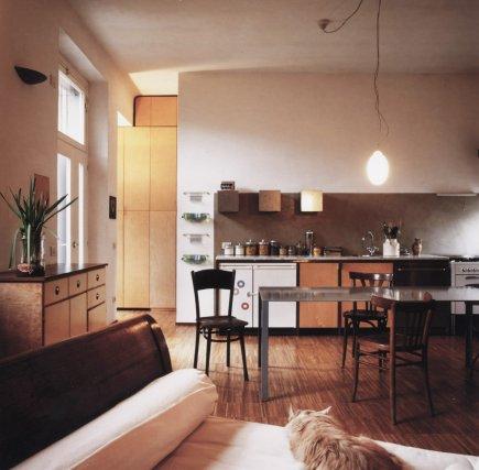 abitazione in casa di ringhiera 1
