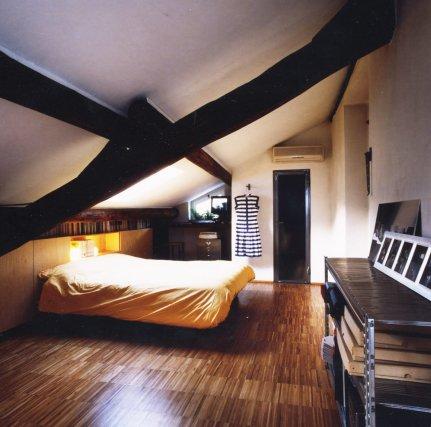 abitazione in casa di ringhiera 5