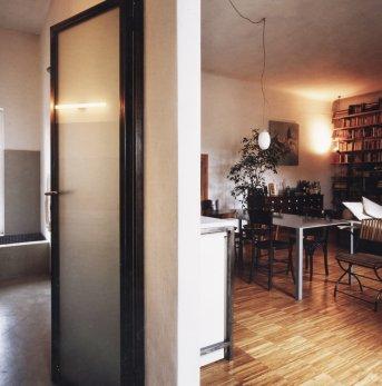 abitazione in casa di ringhiera 2